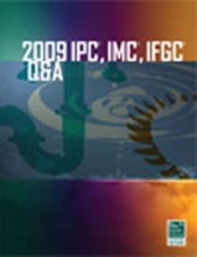 2009 IPC, IMC and IFGC Q&A