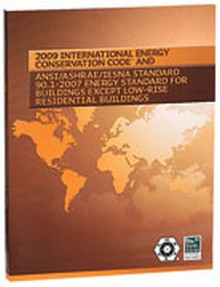 2009 IECC and ANSI/ASHRAE/IESNA Standard 90.1-2007