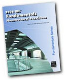 2006 IBC Fundamentals Nonstructural Provisions Workbook