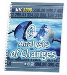 NEC 2008 Analysis of Changes - Spiral