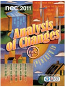 Analysis of Changes, 2011 NEC