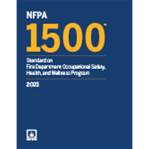 NFPA 1500 Standard on Fire Department Occupational Safety, Health, and Wellness Program 2021