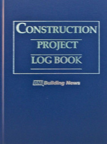 BNI Construction Project Log Book