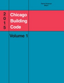 2015 Chicago Building Code