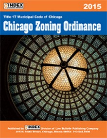 2015 Chicago Zoning Ordinance