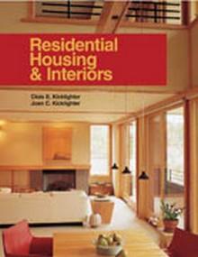 Residential Housing & Interiors - Textbook