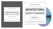 2007 Architectural Graphic Standards (AGS) Book/CD-Rom Set