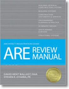 ARE Review Manual (ARRM2) 2nd Edition