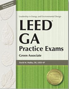 LEED GA Practice Exams: Green Associate (LDGAPX)(Print on Demand)