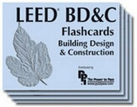 LEED BD&C Flashcards: Building Design & Construction - Non-Returnable