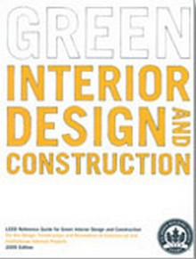 LEED Reference Guide for Green Interior Design and Construction (USRIDC)
