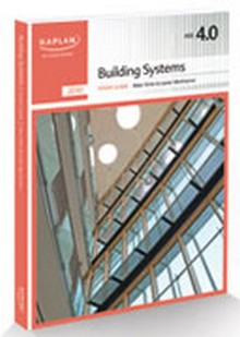 ARE 4.0 Exam Prep - Building Systems Study Guide, 2010 Edition