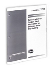 AWS A5.1/A5.1M - Specification for Carbon Steel Electrodes for Shielded Metal Arc Welding