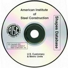 AISC Shapes Database Versions 3.1 and 3.1H - U.S. and Metric units