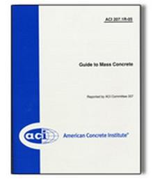 ACI 207.1R-05: Guide to Mass Concrete