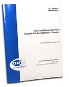 ACI - Bond and Development of Straight Reinforcing Bars in Tension