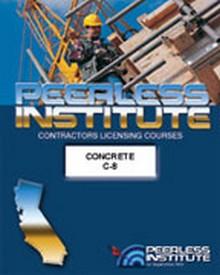 Peerless Study Guide: Concrete (C-8)
