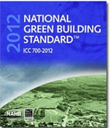 National Green Building Standard, 2012
