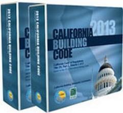 2013 California Building Code, Title 24 Part 2