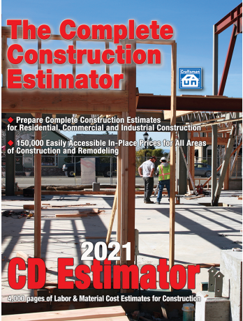 2021 CD Estimator