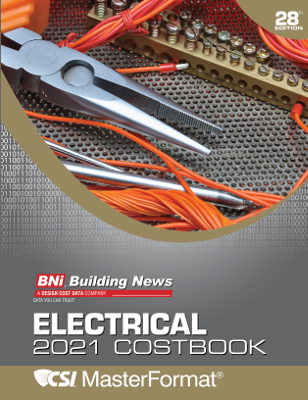 BNI Electrical Costbook 2021