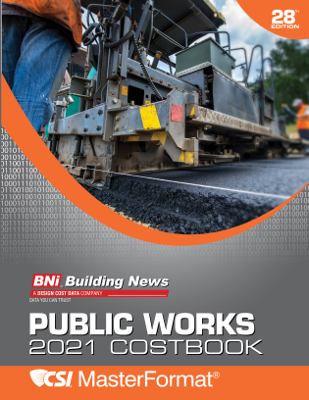 BNI Public Works Costbook 2021