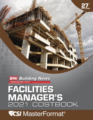 BNI Facilities Managers Costbook 2021