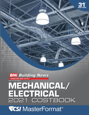 BNI Mechanical / Electrical Costbook 2021