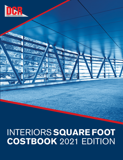 Interiors Square Foot Costbook, 2021 Edition