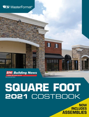 2021 BNi Square Foot Costbook