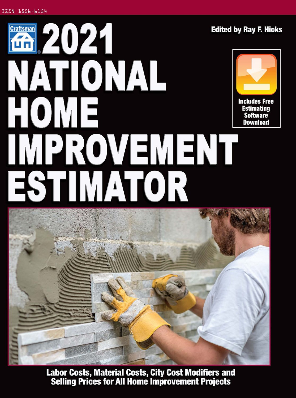 2021 National Home Improvement Estimator