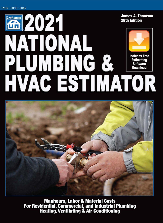 2021 National Plumbing & HVAC Estimator