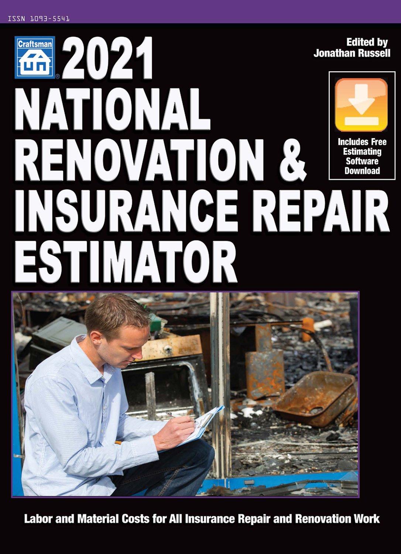 2021 National Renovation & Insurance Repair Estimator