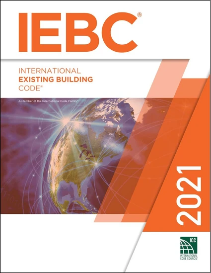 2021 International Existing Building Code Softcover Edition