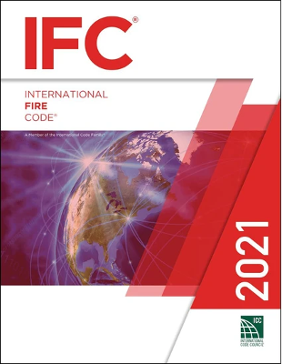 2021 International Fire Code Softcover Edition
