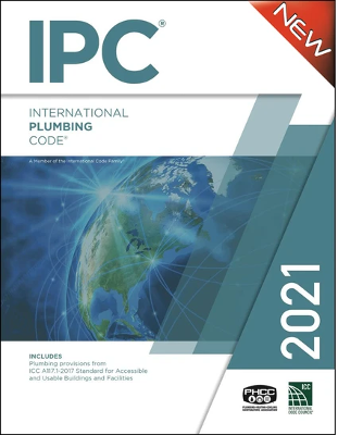 International Plumbing Code 2021 Softcover