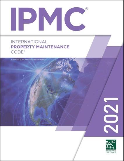 2021 International Property Maintenance Code