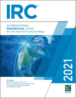 2021 International Residential Code Softcover Edition