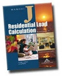 Manual J - HVAC Residential Load Calculation, 8th Edition