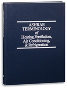 ASHRAE Terminology of HVAC & R