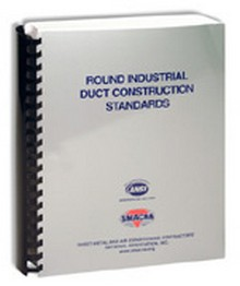 SMACNA - Round Industrial Duct Construction Standards - 1999