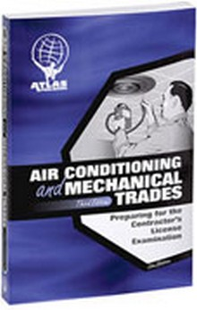 Atlas Study Guide - Air Conditioning & Mechanical Trades, 3rd Edition