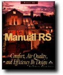 ACCA - Manual RS - Comfort, Air Quality, & Efficiency by Design