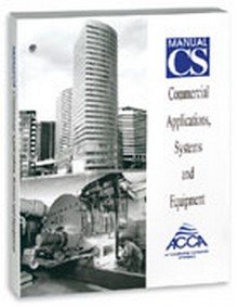ACCA - Manual CS - Commercial Applications, Systems & Equipment