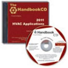 ASHRAE HVAC Applications Handbook 2011, IP Edition - CD-ROM (Dual Units)