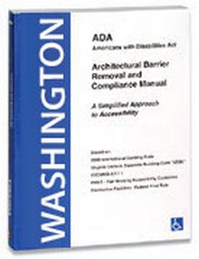 Washington State-Specific Accessibility Codes Book