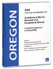 Oregon State-Specific Accessibility Codes Book