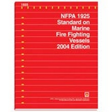 Nfpa 1925 Standard On Marine Fire Fighting Vessels 2004