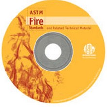 ASTM Fire Standards and Related Technical Material, 7th Edition - CD-ROM