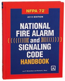 NFPA 72 - National Fire Alarm and Signaling Code Handbook, 2010 Edition